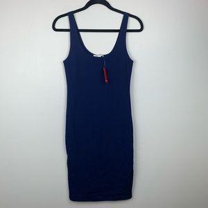 NWT Forever 21 Sleeveless Midi Knee Length Dress